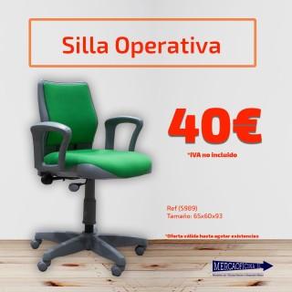 oferta silla operativa
