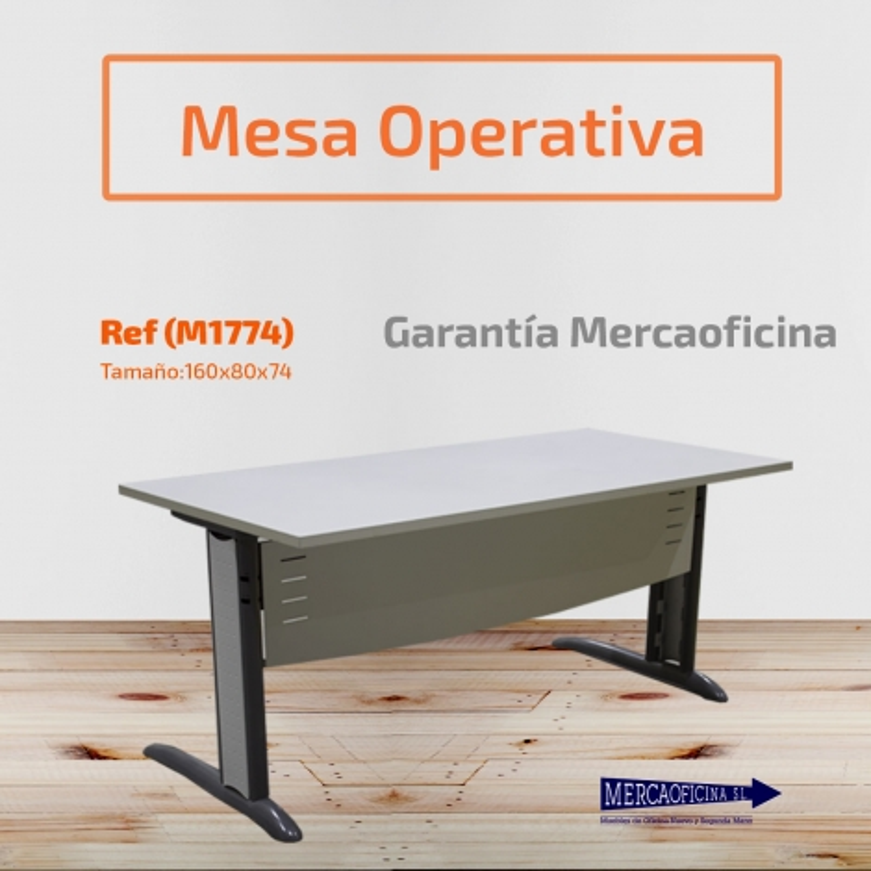 Mesas operativas