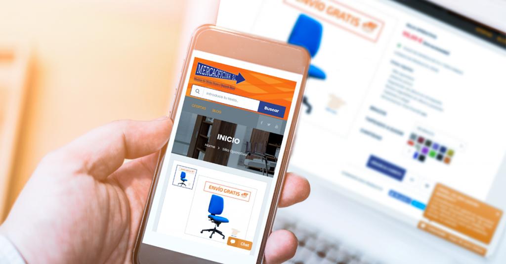 Mercaoficina ofrece envio gratis en toda España peninsular en un plazo de entrega de 5 a 7 dias habiles.