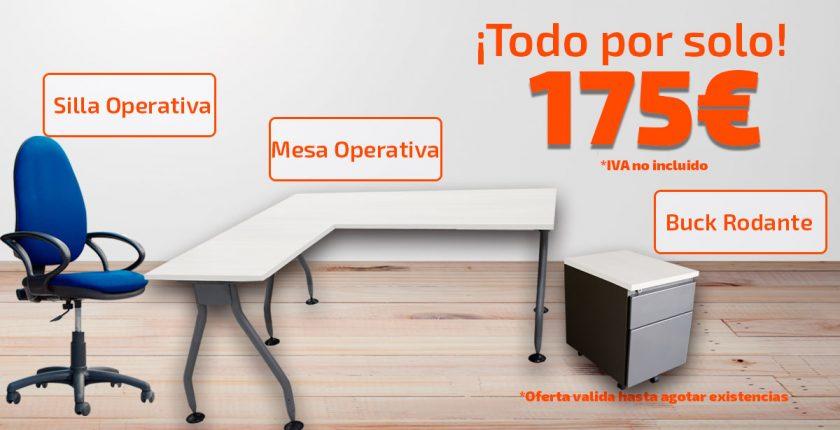 Mobiliario de oficina en Madrid: ¡Increibles ofertas!